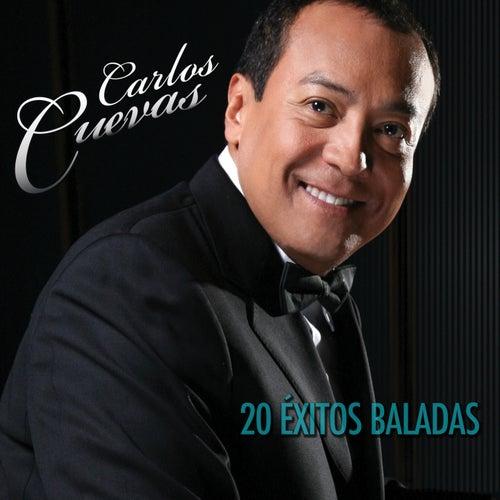 20 Éxitos Baladas by Carlos Cuevas