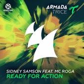 Ready for Action von Sidney Samson