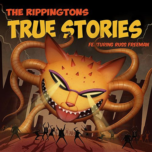 True Stories by The Rippingtons