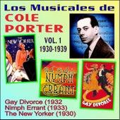 Los Musicales de Cole Potter 1930-1939-Vol I by Various Artists