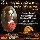 Puccini: La Fanciulla del West de Renata Tebaldi
