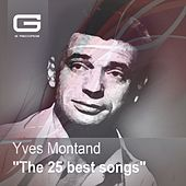 The 25 best songs von Yves Montand