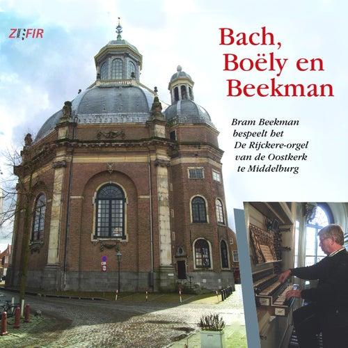 Bach, Boëly en Beekman by Bram Beekman