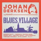 Johan Derksen Presents Blues Village van Various Artists