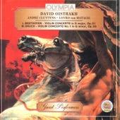 David Oistrakh plays Beethoven & Bruch by David Oistrakh