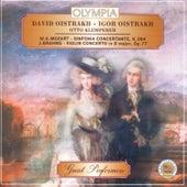 David Oistrakh, Igor Oistrakh plays Mozart & Brahms by Various Artists