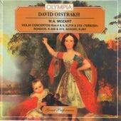 David Oistrakh plays Mozart de David Oistrakh