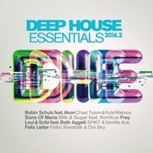 Deep House Essentials 2016.2 von Various Artists
