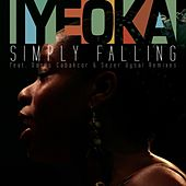 Simply Falling Remixes by Iyeoka