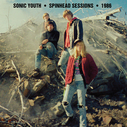 Spinhead Sessions by Sonic Youth