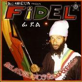Selassie Dios Todo Poderoso von Fidel Nadal