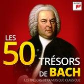Les 50 Trésors de Bach - Les Trésors de la Musique Classique by Various Artists