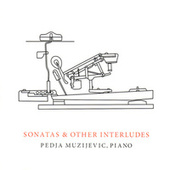 Sonatas and Other Interludes by Pedja Muzijevic