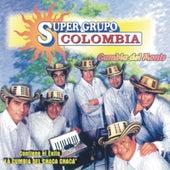 Super Grupo Colombia  Cumbia Del Monte by Super Grupo Colombia