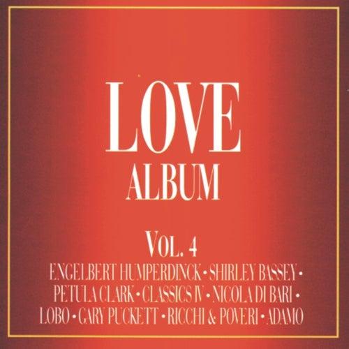 Love Album Vol. 4  Las Mas Bellas Canciones De Amor by Nicola Di Bari