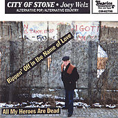 City of Stone by Joey Welz