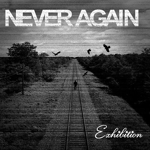 Never Again by Exhibition