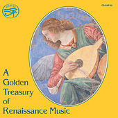 A Golden Treasury of Renaissance Music on Original Instruments de Various Artists
