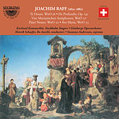 Joachim Raff: Works for Choir and Orchestra de Various Artists