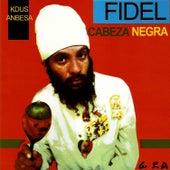 Cabeza Negra de Fidel Nadal
