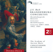 Bach, J.S.: The Brandenburg Concertos de Academy Of Ancient Music (1)