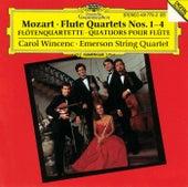 Mozart: Flute Quartets No.1-4 by Various Artists