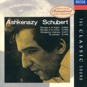 Schubert: Piano Sonatas Nos.13 & 14; Ungarische Melodie; 12 Waltzes de Vladimir Ashkenazy