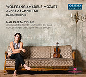 Mozart & Schnittke: Chamber Music de Maia Cabeza