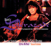 Ravel: Shéhérazade/Britten: Les illuminations/Debussy: La damoiselle élue/ by Sylvia McNair