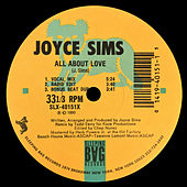 All About Love by Joyce Sims