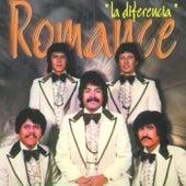 La Diferencia von Romance (Electronica)
