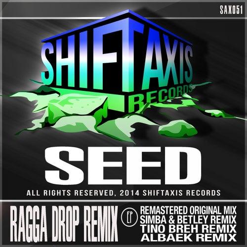 Ragga Drop Remix EP by ///Seed