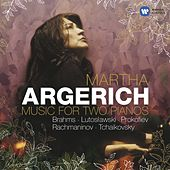 Martha Argerich: Music for Two Pianos von Martha Argerich