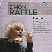 Simon Rattle: Bartok by Sir Simon Rattle
