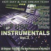 Hiphop Instrumentals Vol 3 von Various Artists