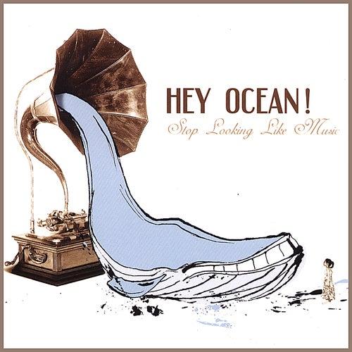 Stop Looking Like Music by Hey Ocean!