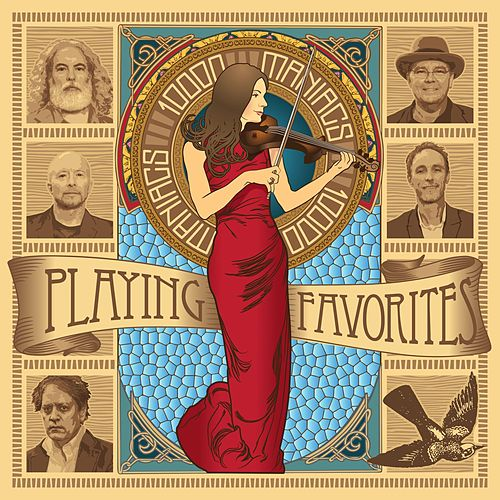 Playing Favorites (Live) de 10,000 Maniacs