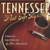 Tennessee Flat Top Box by Jim Hendricks