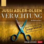 Verachtung (Lesung) von Jussi Adler-Olsen