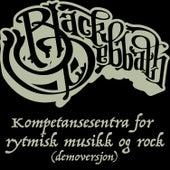 Kompetansesentra for rytmisk musikk og rock by Black Debbath