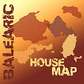 Balearic House Map by Various Artists