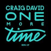One More Time (Remixes) van Craig David