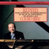 Beethoven: Piano Sonatas Nos. 12, 15, 19 & 20 von Claudio Arrau