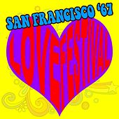 San Francisco '67 Love Festival von Various Artists