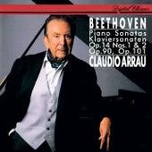 Beethoven: Piano Sonatas Nos. 9, 10, 27 & 28 von Claudio Arrau