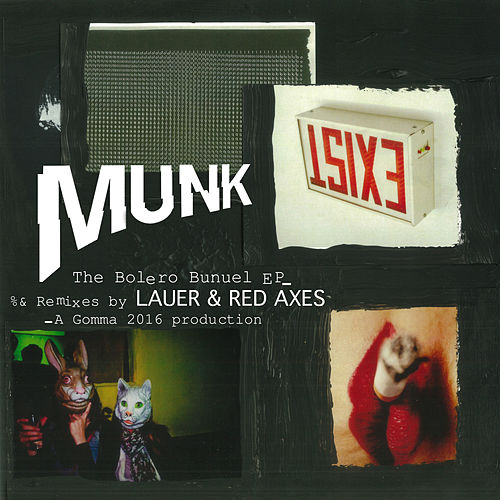 The Bolero Bunuel - EP by Munk