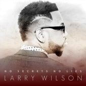 No Secrets No Lies by Larry Wilson