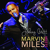 Marvin Meets Miles by Johnny Britt