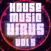 House Music Virus, Vol. 5 - EP de Various Artists