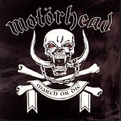 March Or Die de Motörhead